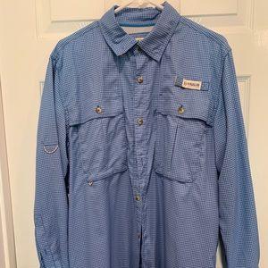 Magellan fishing long sleeve shirt